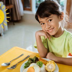 Sarapan Pagi Sehat Yang Praktis Untuk Anak